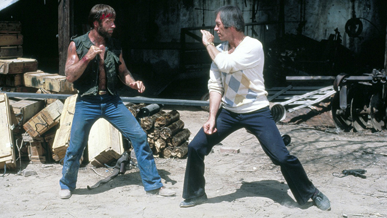 Genre Insights: 5 Things You Need to Make an Action Movie - Lone Wolf McQuade