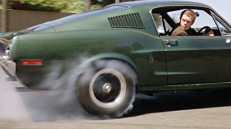 Genre Insights: 5 Things You Need to Make an Action Movie - Bullitt