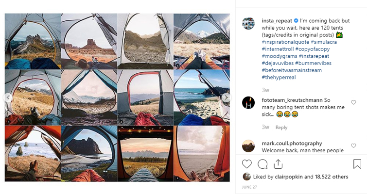 How Will Instagram Influence the Filmmakers of Tomorrow? - Instagram Photos
