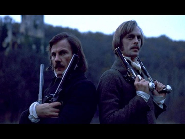 Ridley Scott's Secret Weapon: Graduated Neutral-Density Filter - The Duellists