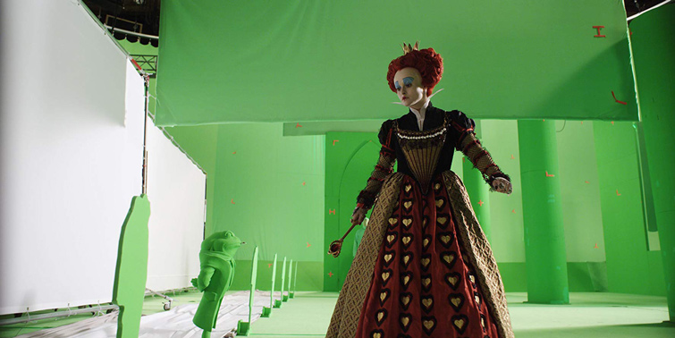 Everything You Need to Know About Chroma Key and Green Screen Footage – Alice in Wonderland