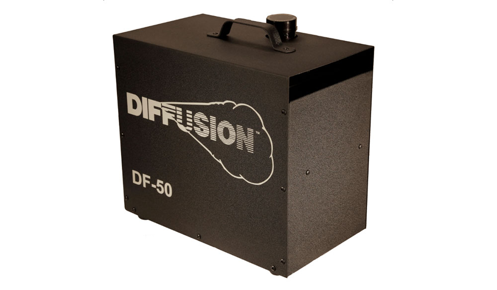 The Right In-Air Diffusion for Your Project: Haze vs. Fog vs. Smoke — DF-50