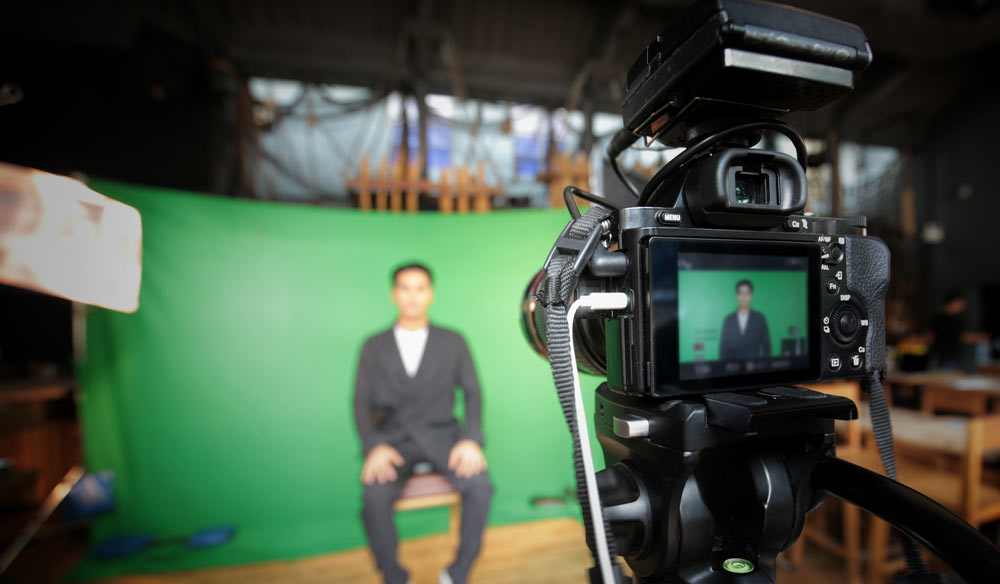 Tips for Framing and Focus in Your Video Interview Setups