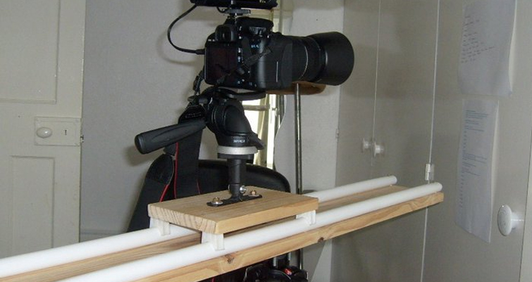The Lost Joy of Using DIY Film and Video Equipment — diy slider