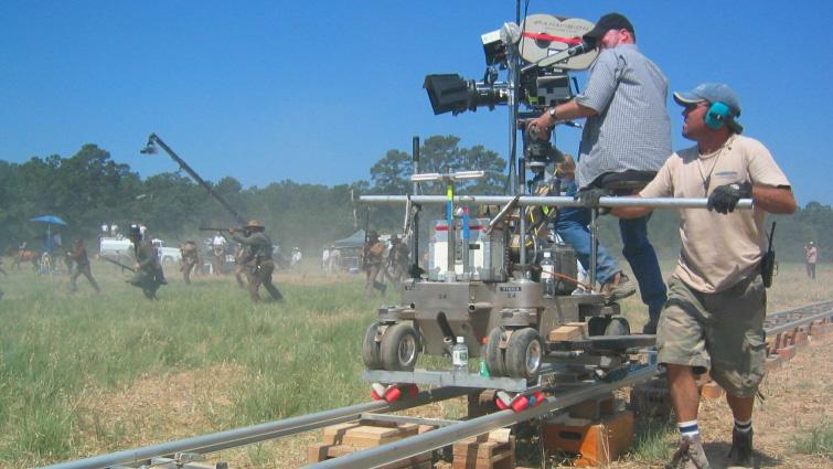 Professional Cinema Camera Dolly