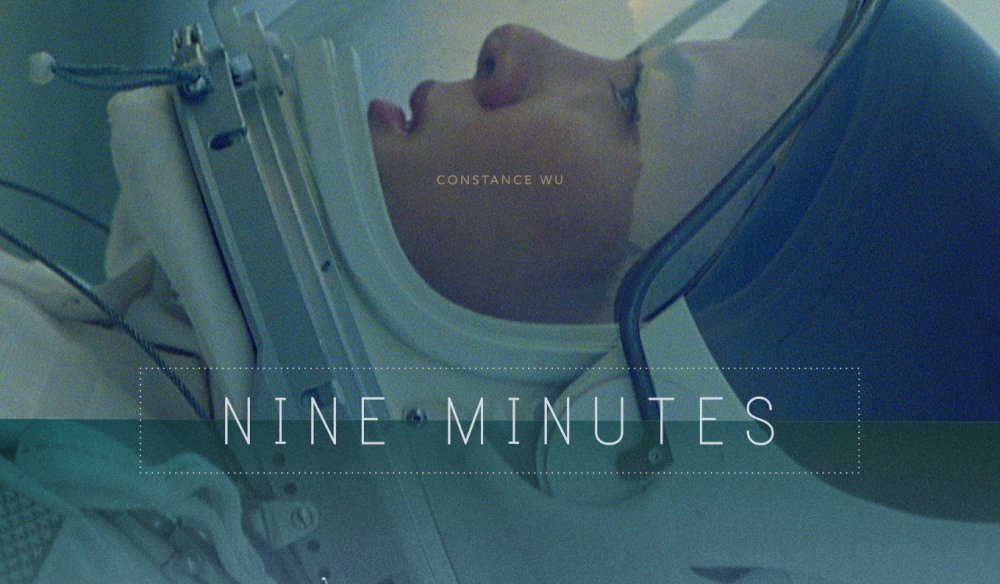 "Interview: Director Ernie Gilbert on His Sci-Fi Short Film ""Nine Minutes"""