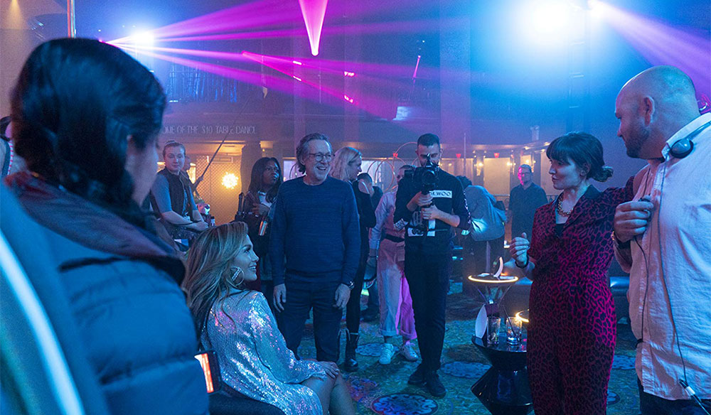 "Interview: Cinematographer Todd Banhazl Talks ""Hustlers"""