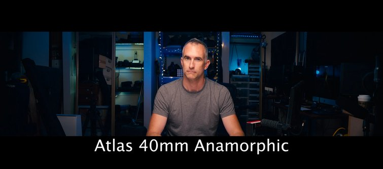 In-Camera or in Post: How to Get the Same Effects as Expensive Lenses - Atlas 40 mm Anamorphic