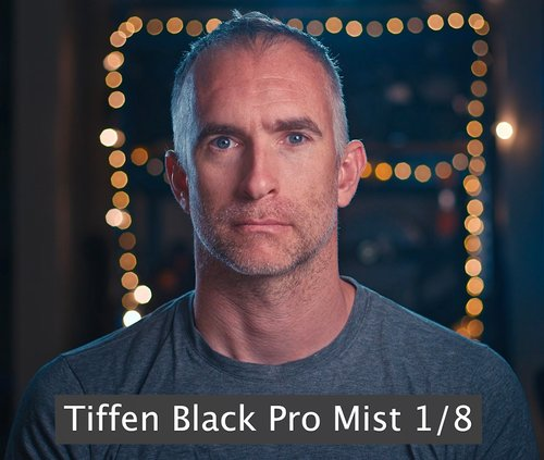 In-Camera or in Post: How to Get the Same Effects as Expensive Lenses - Tiffen Black Pro-Mist 1/8