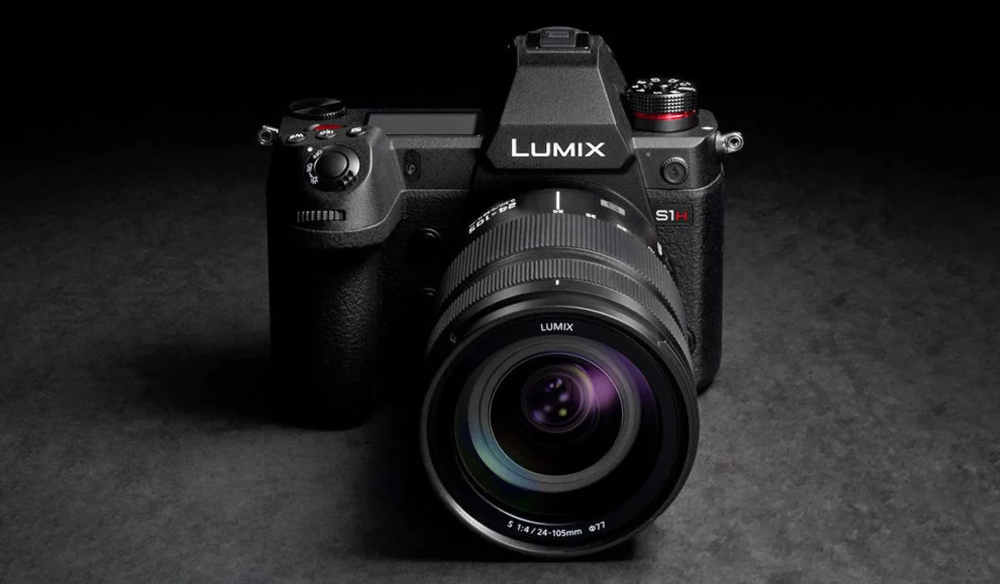 Lumix S1H: Panasonic's First 6K Mirrorless Camera Is Here