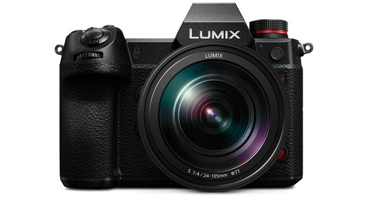 Lumix S1H: Panasonic's First 6K Mirrorless Camera Is Here - Lumix S1H