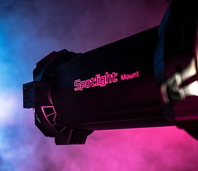 Aputure Releases Their New Spotlight Mount Attachment - Spotlight Waves