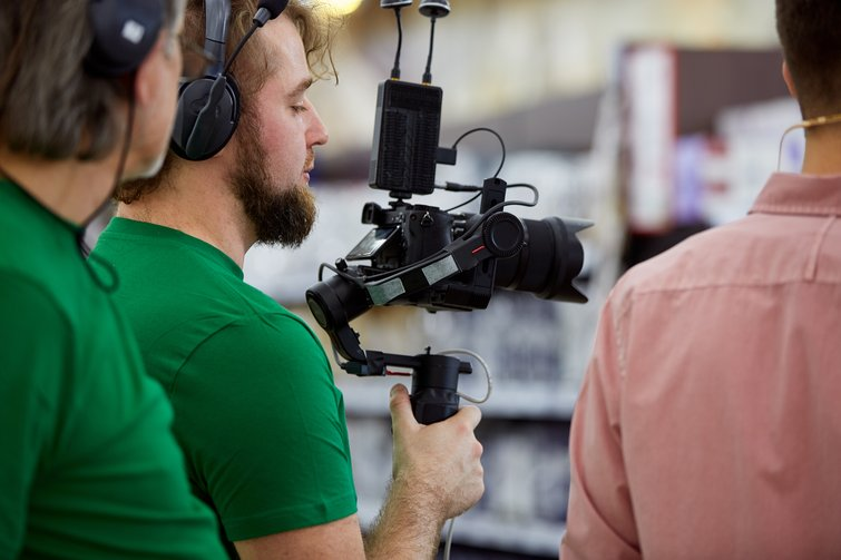 5 Steps to Finding (and Closing) Video Production Jobs — Behind the Scenes Shoot
