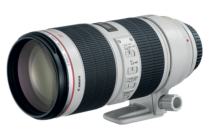 Top Equipment Investments for Working Filmmakers — Canon Telephoto