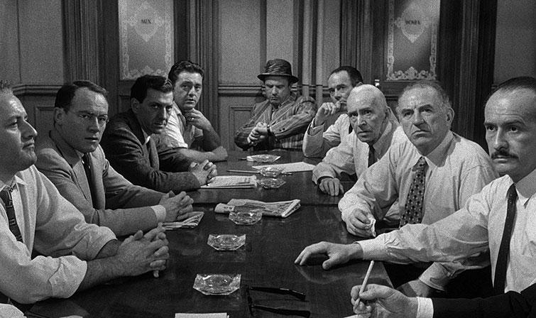 Post-Production Tips: How to Create a Split Diopter Effect — 12 Angry Men Diopter
