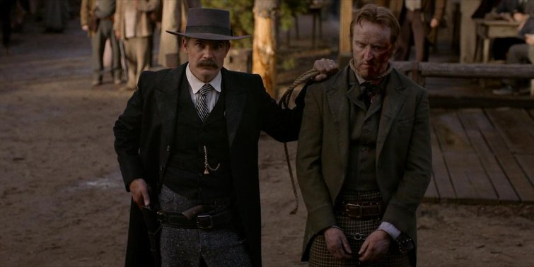 A Landscape of Sound: An Interview with Sound Designer Mandell Winter — Still from Deadwood: The Movie