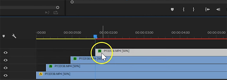 Video Editing 101: The Many Different Ways to Use the Crop Effect in Premiere Pro (Reissue Draft) - Reveal Effects