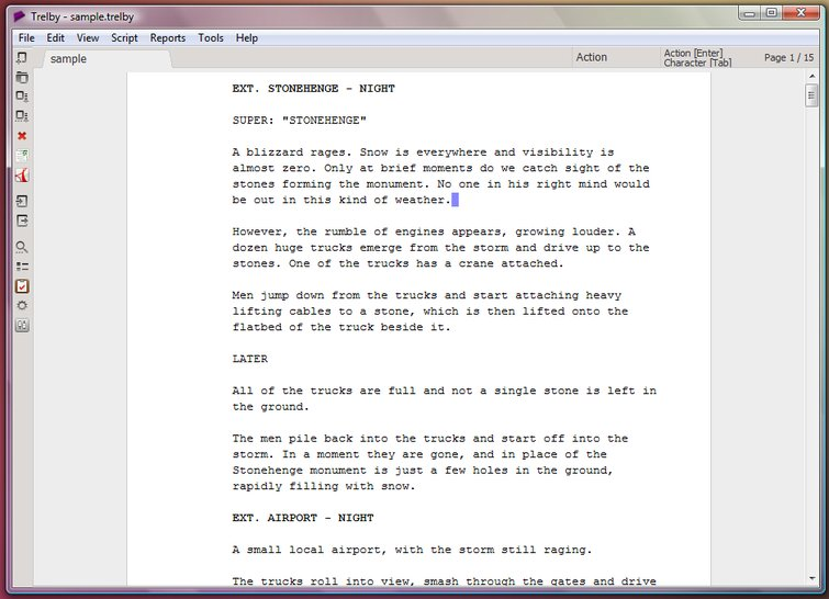 Free Script Writing Software Options for the Low-Budget