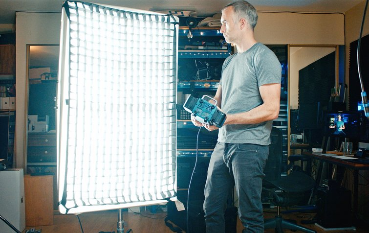 Exciting New Prospects for Lighting Your Future Set — Intellytech LiteCloth Mega