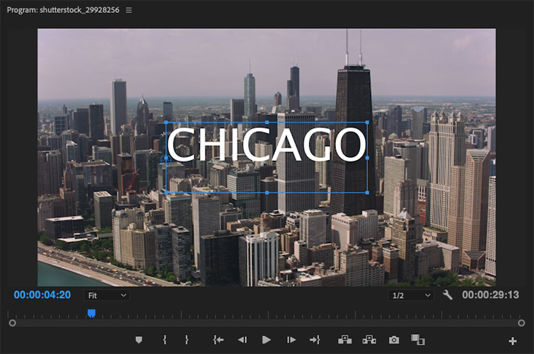 Video Editing 101: How to Add Titles and Subtitles in Premiere Pro — Customize Your Text