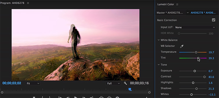 Create a Glitch Effect in Premiere Pro in 3 Steps — RGB Splitting and Color Enhancing