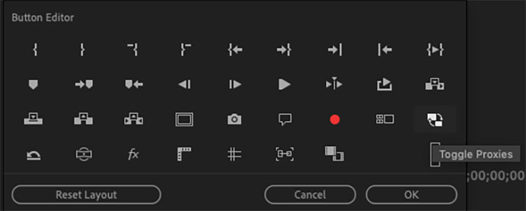 Premiere Pro Quick Tip: How to Create Proxies - Toggle Proxies