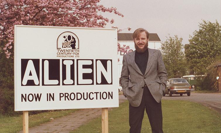 Alien in production.