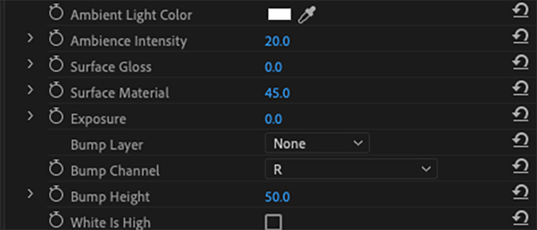 Using Lighting Effects in Premiere Pro — Ambient Light