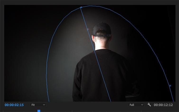Using Lighting Effects in Premiere Pro — Spotlight