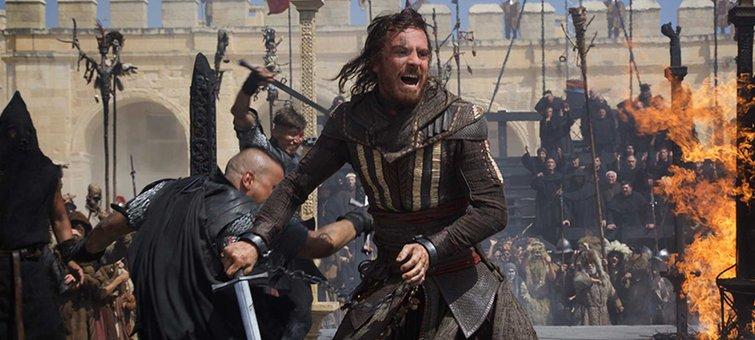 Michael Fassbender - Assassin's Creed