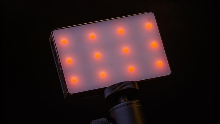 Meet the Pocket-Sized and Versatile Aputure MC Film Light — HSI Color Control