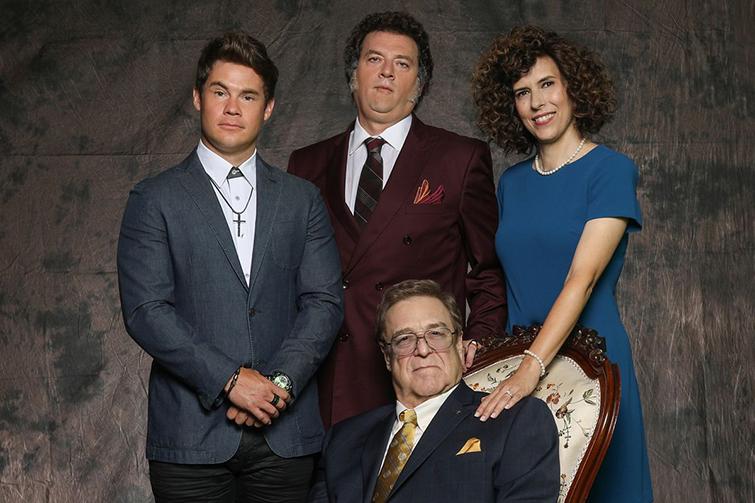 Gemstone Family Portrait