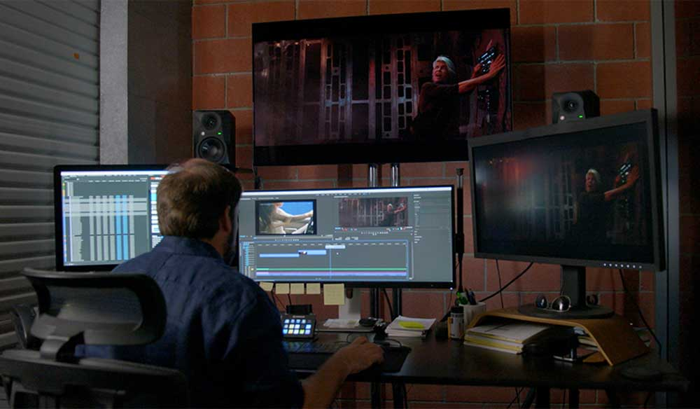 "Adobe Offers Look into the Editing of ""Terminator: Dark Fate"""