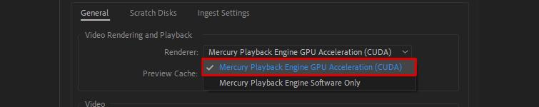 Check GPU Setting