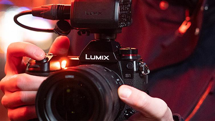 Big New Panasonic Firmware Update for Mirrorless Cameras — Panasonic S1 Camera