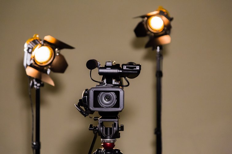 Shooting Video Interviews with Two People at Once — Lighting Both Subjects as One