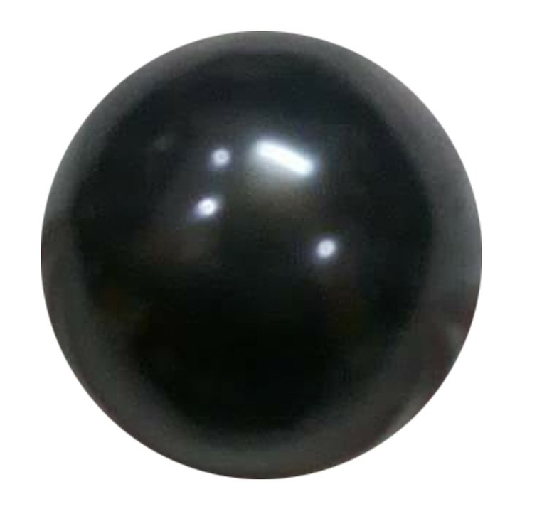 The Importance of Capturing and Controlling Specularity — Shining Black Tourmaline Ball