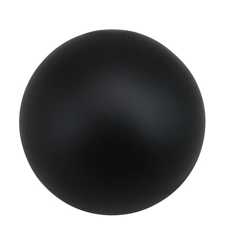 The Importance of Capturing and Controlling Specularity — Black Matte Ball