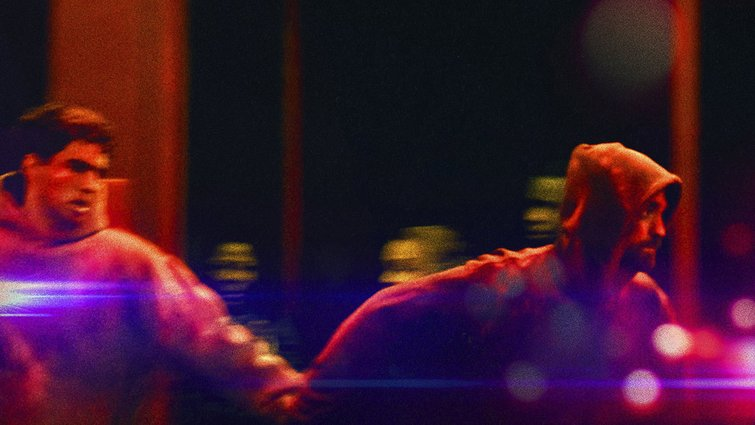Benny Safdie and Robert Pattinson in Good Time