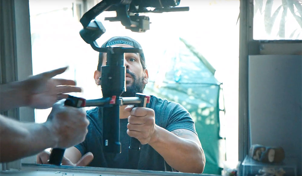 Learning Curve: Managing a Successful Gimbal Handoff