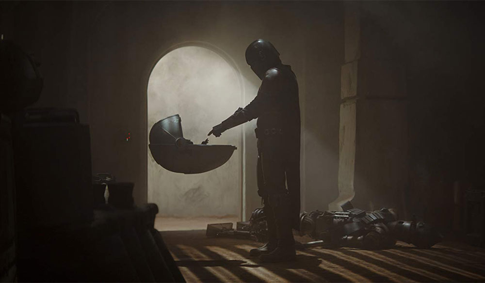 "How ""The Mandalorian"" Got Feature Film Effects on a TV Budget"