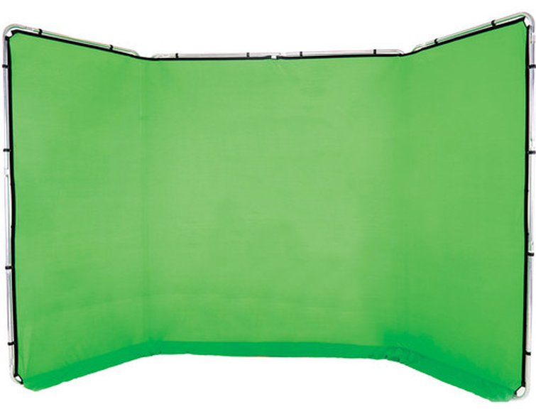 Panoramic Green Screen