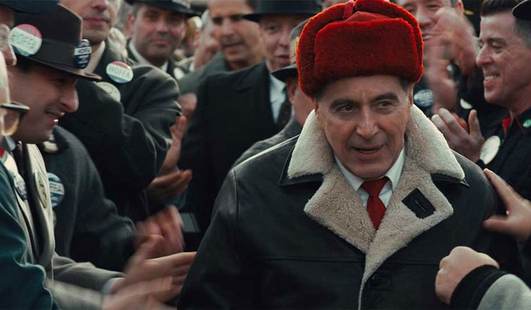 "7 Filmmaking Insights from Modern Film and Television — Al Pacino in ""The Irishman"""