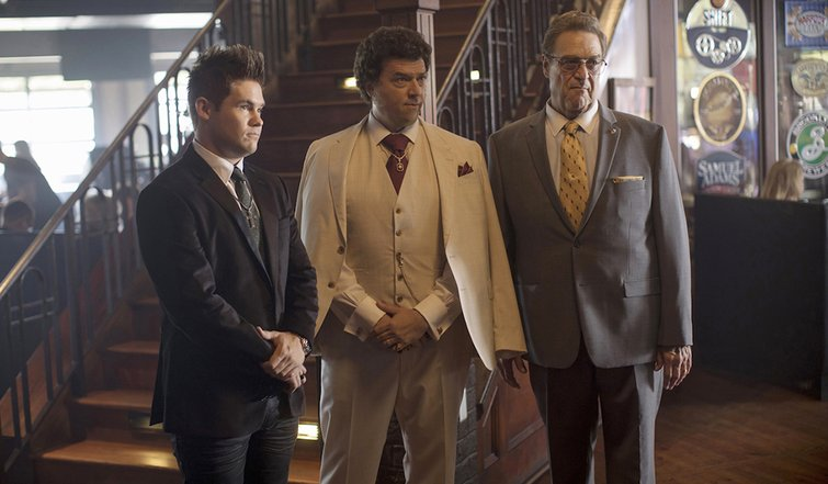 "7 Filmmaking Insights from Modern Film and Television — 7 Filmmaking Insights from Modern Film and TelevisionAdam Devine, Danny McBride, and John Goodman in ""The Righteous Gemstones"""