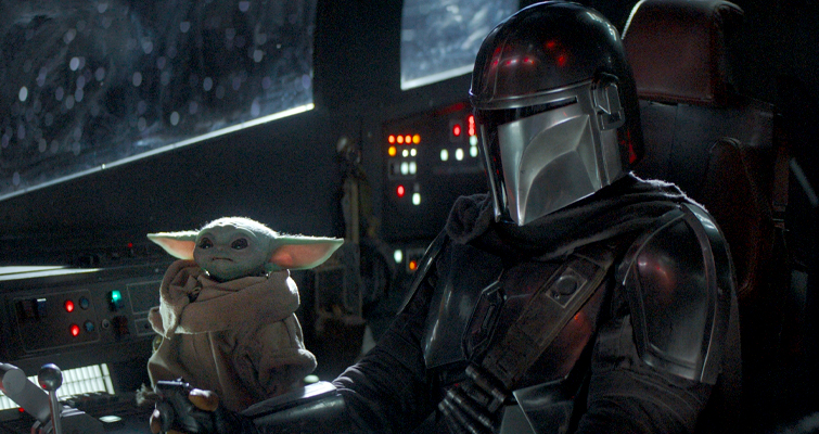 Is Star Wars Served Better Outside of the Movies? — Explosive Popularity of The Mandalorian
