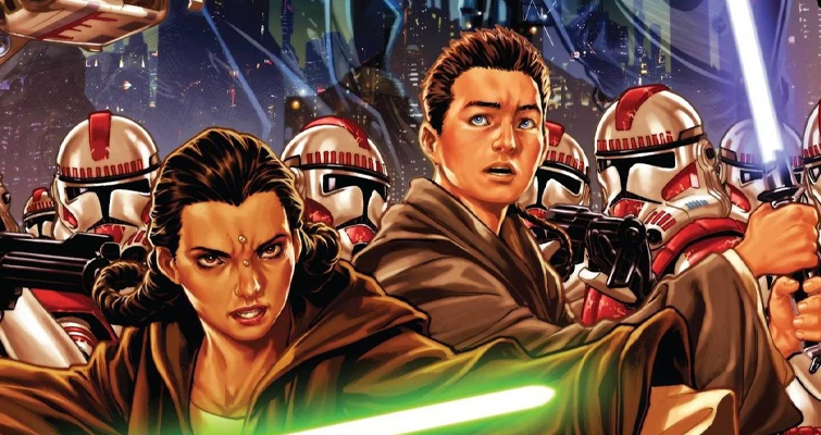 Is Star Wars Served Better Outside of the Movies? — Kanan by Marvel Comics