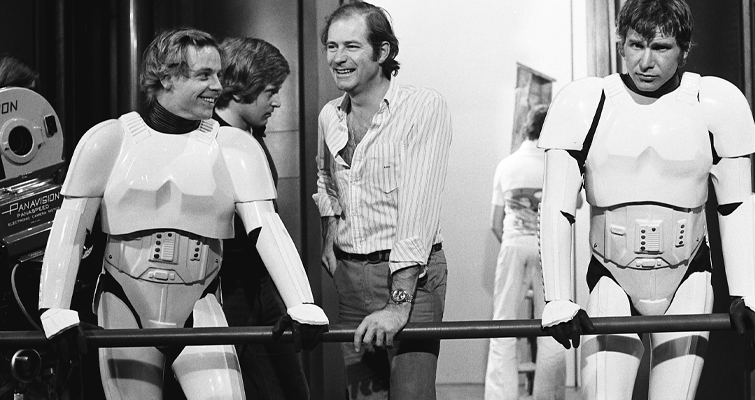 Is Star Wars Served Better Outside of the Movies? — On the Set of Star Wars