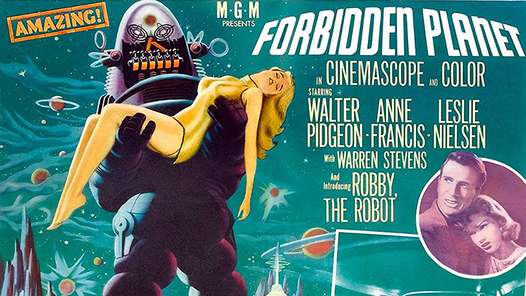 A Guide to the Basic Film Genres (and How to Use Them) — Forbidden Planet Poster
