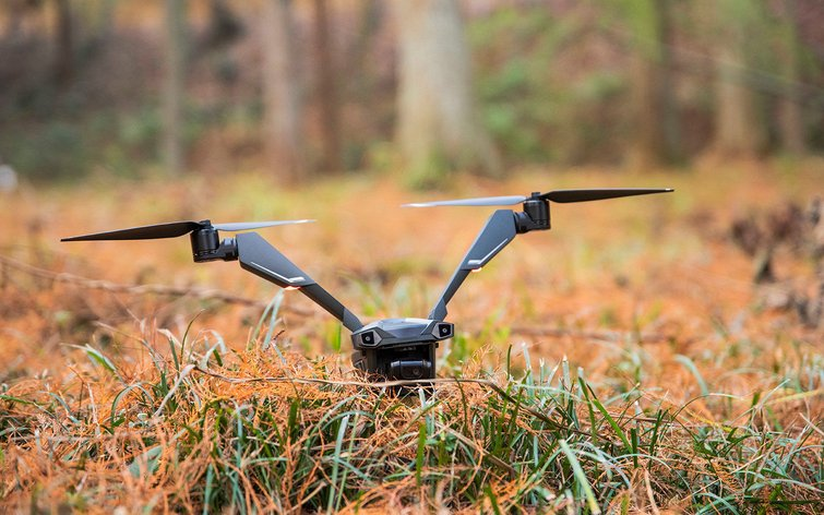 What Film Technologies Will Define the Next Decade? — V-Configuration Drone