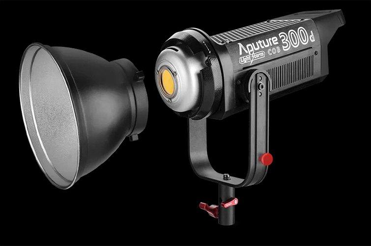 Aputure LS C300d LED Light